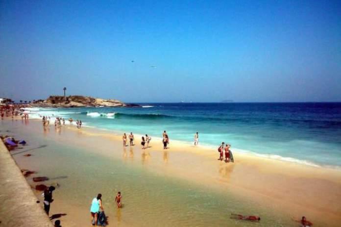 Praia de Ipanema é uma das melhores praias do Paraná