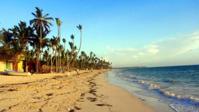 Praia de Los Corales é uma das melhores praias de Punta Cana