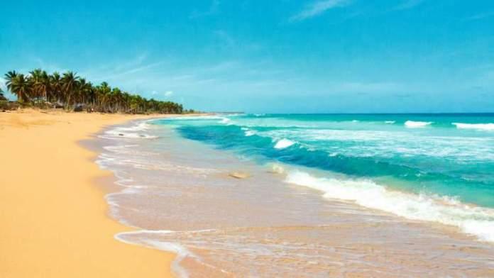 Praia de Macao é uma das melhores praias de Punta Cana