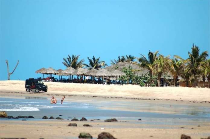 Praia do Coqueiro é uma das melhores Praias do Piauí