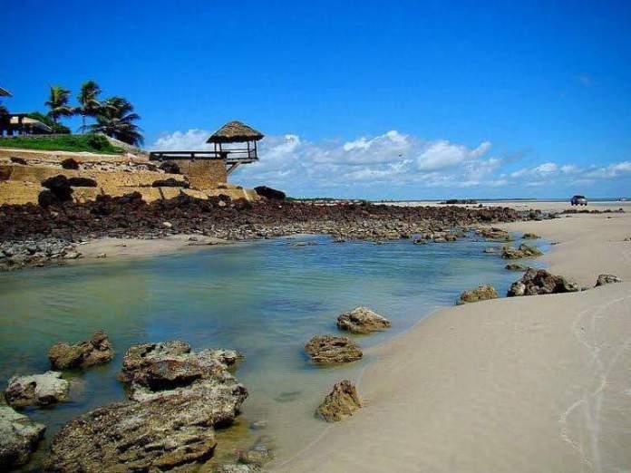 Salinópolis é uma das melhores praias do Pará