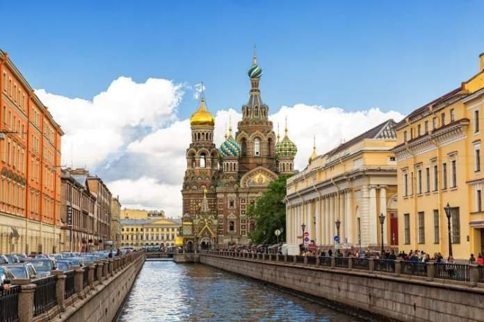 São Petersburgo é um dos melhores destinos turísticos da Europa