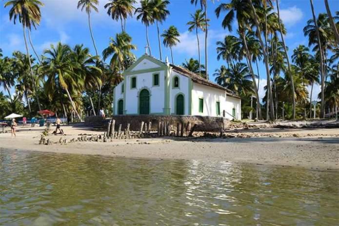 Tamandaré é um dos destinos para viajar barato pelo Brasil