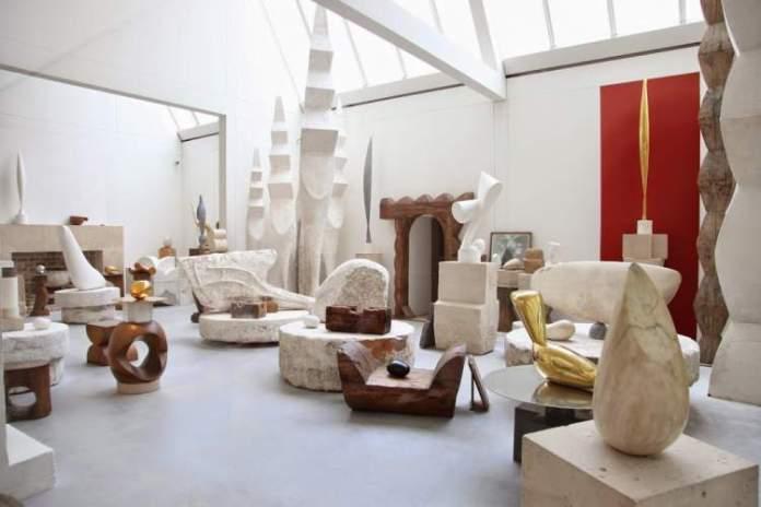 Atelier Brancusi é uma das Atrações Gratuitas em Paris