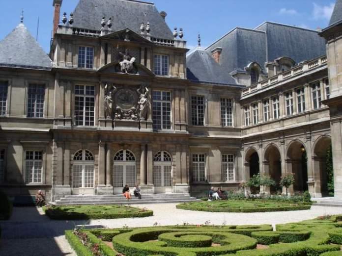 Museu Carnavalet é uma das Atrações Gratuitas em Paris