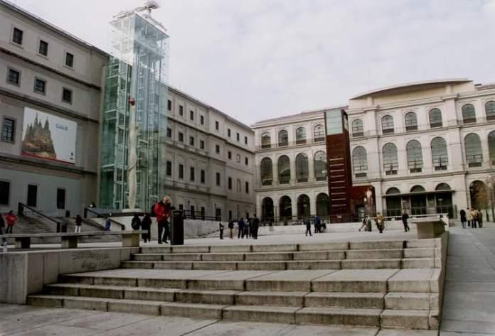Museu Nacional Centro de Arte Reina Sofia é uma das Atrações Gratuitas em Madri