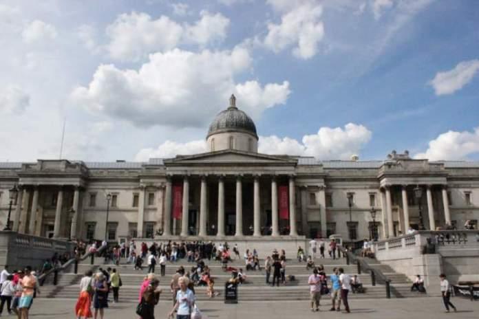 National Gallery é uma das Atrações Gratuitas em Londres