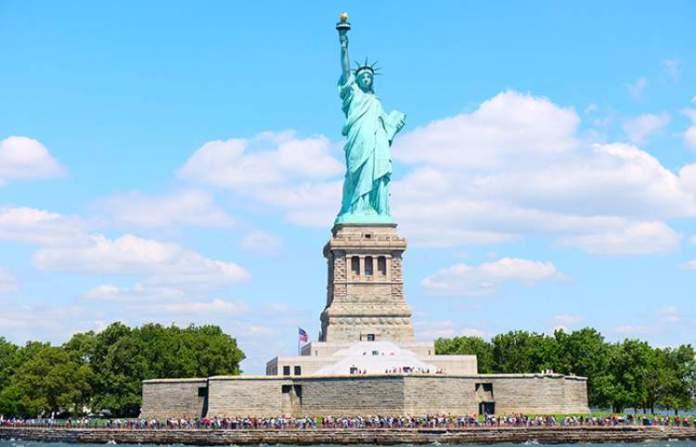 O que fazer em Nova York Conhecer a Estátua da Liberdade