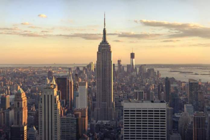 O que fazer em Nova York Olhar Manhattan de cima