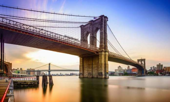 O que fazer em Nova York Passear a pé na Ponte do Brooklyn