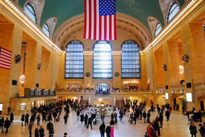 O que fazer em Nova York Passeio no Grand Central Terminal