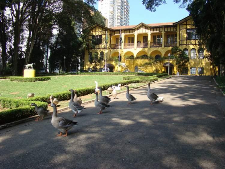 O que fazer em São Paulo: Visitar o Parque da Água Branca