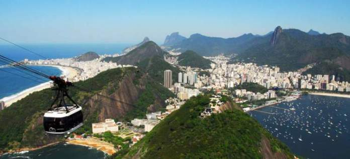 O que fazer no Rio de Janeiro: Ir no Bondinho Pão de Açúcar