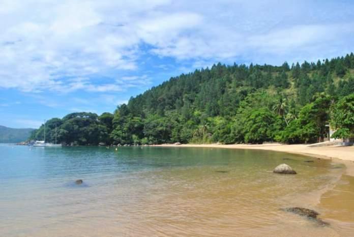 Praia Domingas Dias post