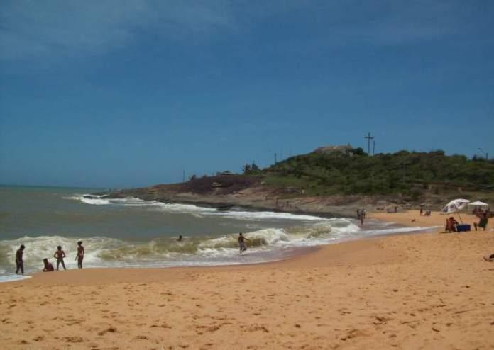 Praia da Baleia é uma das melhores Praias de Vila Velha