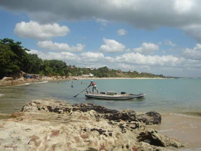 Praia da Bica é uma das Melhores Praias de Paracuru