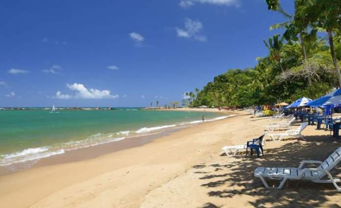 Praia da Concha é uma das melhores praias de Itacaré