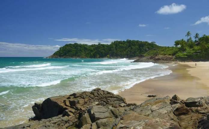 Praia da Tiririca é uma das melhores praias de Itacaré