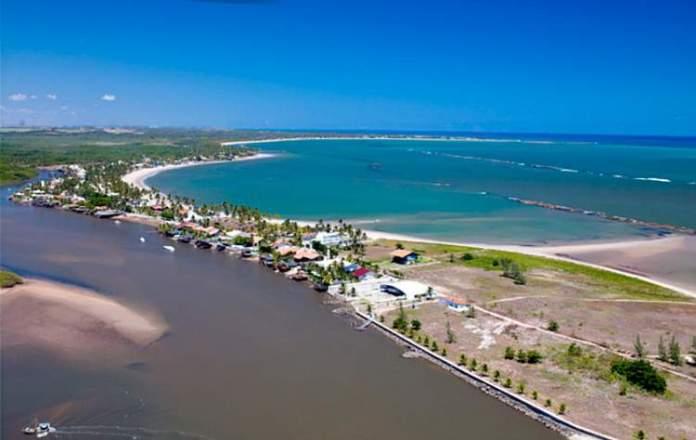 Praia de Toquinho é uma das melhores Praias de Ipojuca