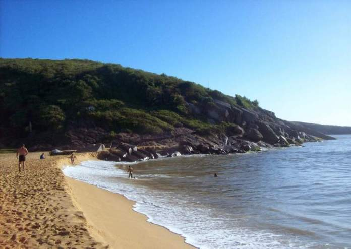 Praia do Barrão é uma das melhores Praias de Vila Velha