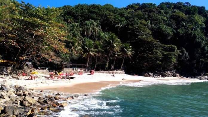 Praia do Éden no Guarujá post 2