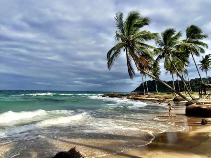 Praia do Resende é uma das melhores praias de Itacaré