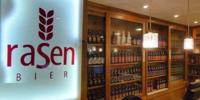 Rasen Bier é uma das cervejarias artesanais na Serra Gaúcha