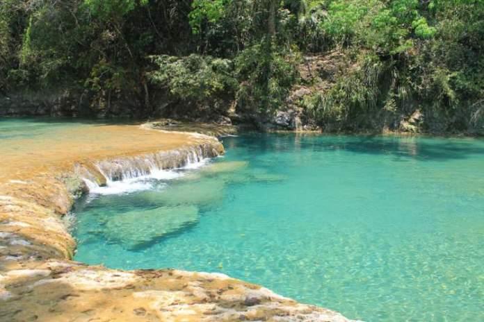 Semuc Champey é um dos Destinos Incríveis na Guatemala
