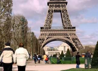 Viajar à Paris