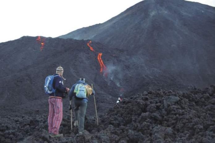 Vulcão Pacaya é um dos Destinos Incríveis na Guatemala