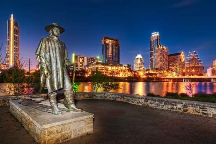 Austin é um dos destinos nos Estados Unidos mais baratos para viajar