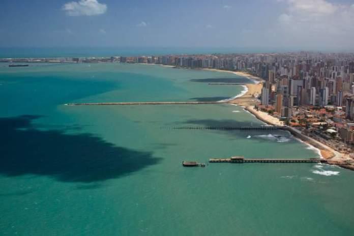 Mucuripe é uma das praias mais lindonas de Fortaleza