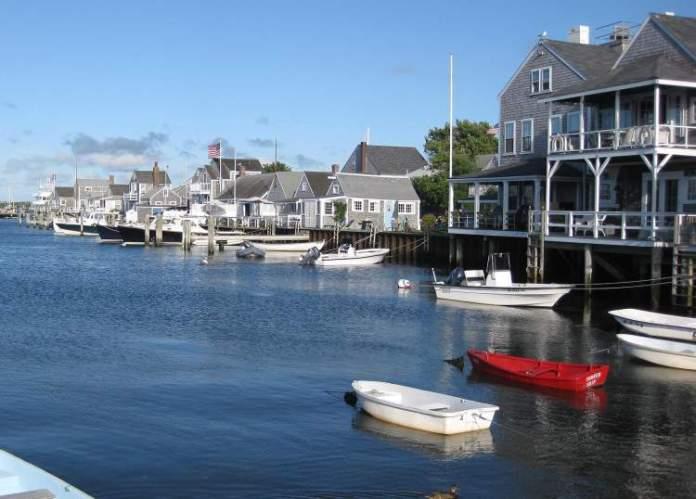 Nantucket é um dos destinos nos Estados Unidos mais caros para viajar