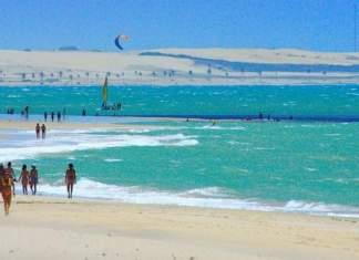 praias mais lindonas de Fortaleza