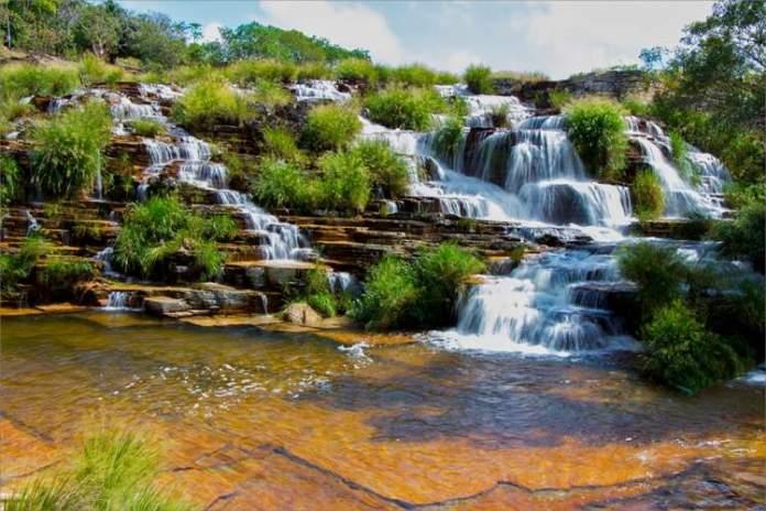 Cascata Eco Parque em Capitólio-MG