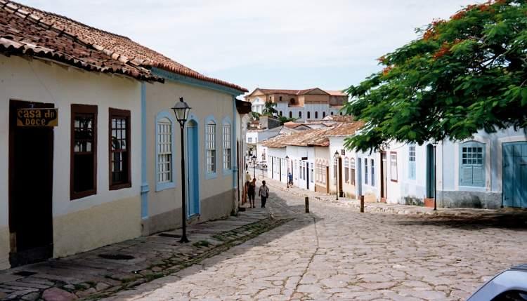 Cidade de Goiás é um dos lugares lindos em Goiás