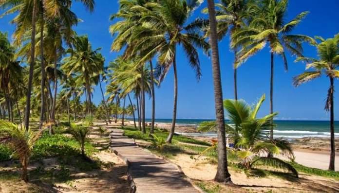 Costa do Sauípe é uma das praias mais lindonas da Bahia