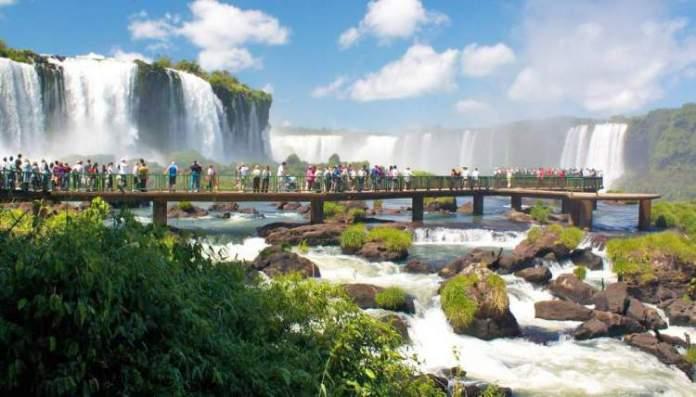 Foz do Iguaçu é um dos melhores destinos para viajar no feriado de Corpus Christi