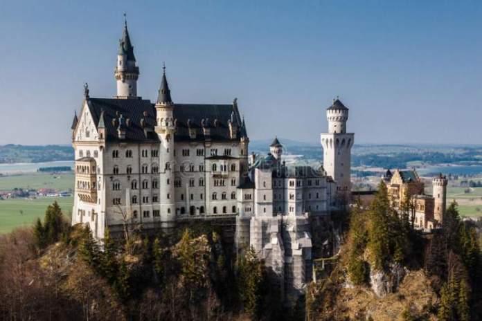 Füssen é um dos destinos da Rota Romântica na Alemanha
