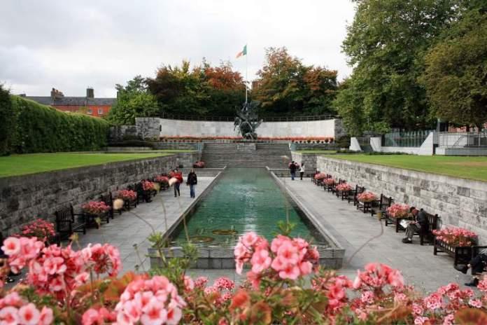 Garden of Remembrance é uma das atrações gratuitas em Dublin