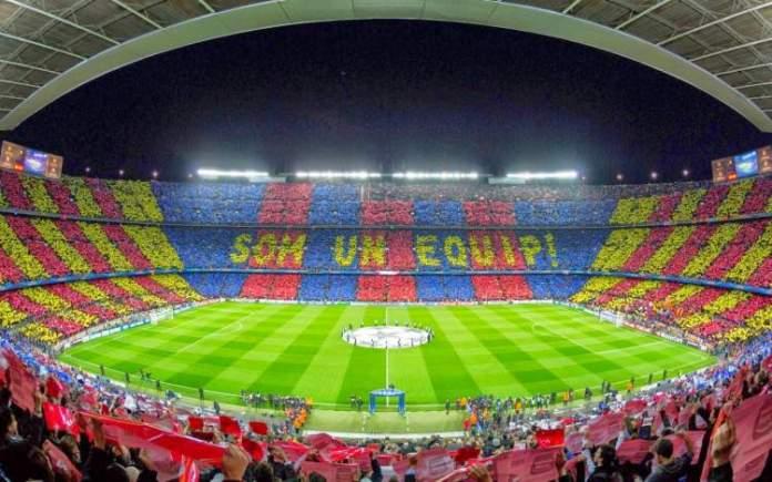 Ir ao jogo do Barcelona é uma das dicas para quem vai viajar a Barcelona