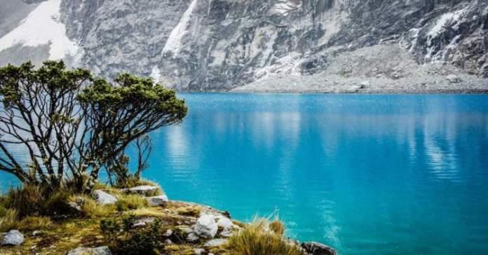 Laguna 69 no Peru post um