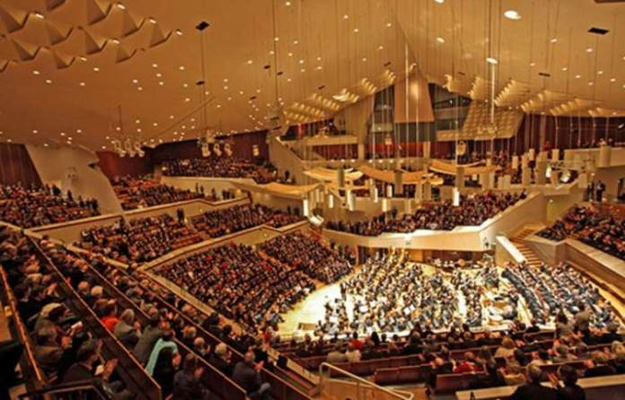 Lunch Concert é uma das atrações gratuitas em Berlim