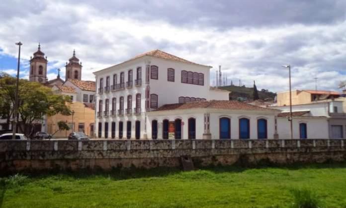 Museu Regional em São João del Rei