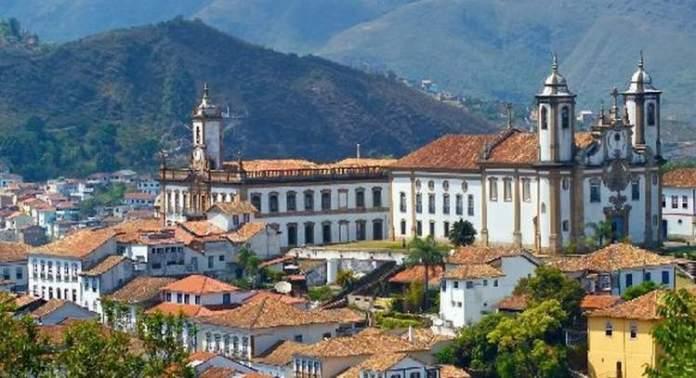 Ouro Preto é um dos passeios românticos para fazer em Minas Gerais