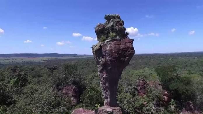 Paraúna é um dos lugares lindos em Goiás