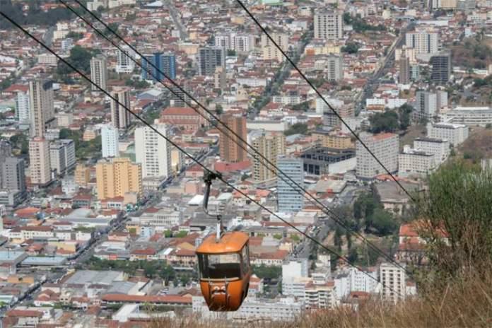 Poços de Caldas é um dos passeios românticos para fazer em Minas Gerais