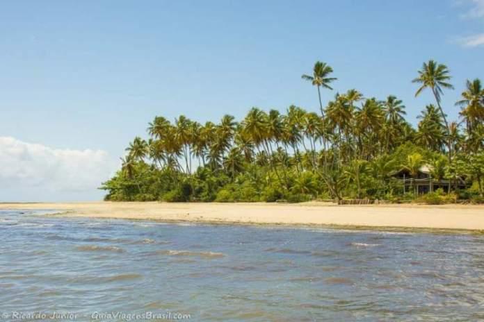Praia de Bainema é uma das praias mais lindonas da Bahia