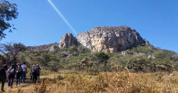 Serra do Lenheiro em São João del Rei