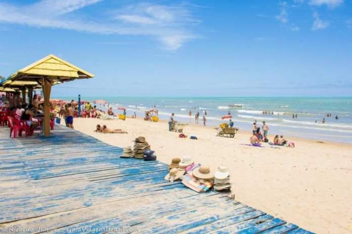 Taperapuã é uma das Praias mais lindas de Porto Seguro e arredores